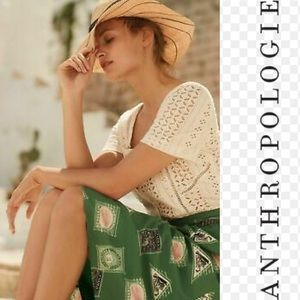 Anthropologie Getaway Skirt